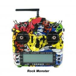 FrSky Taranis X9D Plus SE Rock Monster EU LBT Mode 2