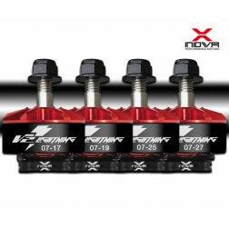 XNOVA Lightning 2207 1700 KV V2 Motoren Set (4 Stk.)