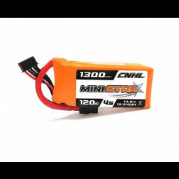 CNHL Mini Star 4S 1300 mAh 120C LiPo Akku