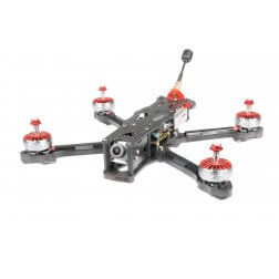 "ImpulseRC Apex 5"" HD FPV Frame Kit Schwarz"