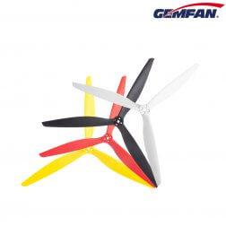 Gemfan 13X10 3 Blatt Propeller X-Class (1x CW 1x CCW)