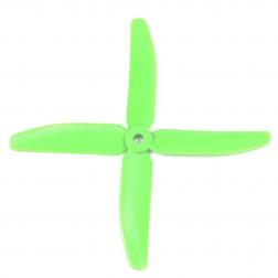 Dalprop Propeller 5 Zoll Q5030 Vierblatt grün 4 Stk.