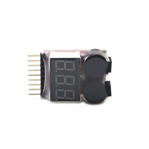 Lipo Spannungsüberwachung - LiPo Buzzer Beeper Test