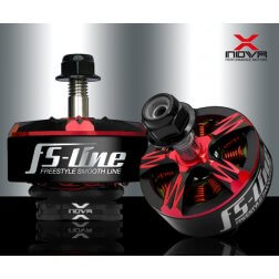 XNOVA Freestyle Smooth Line 2207 2750KV Motor