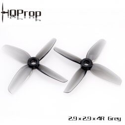 HQProp Durable 2929 2.9X2.9X4 Grey DP2.9X2.9X4GR-PC (4 Stk.)