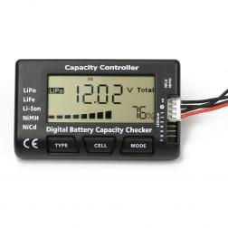 Akku Kapazitäts Tester - Digital Battery Capacity Checker