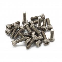Zylinderkopfschrauben M3 x 10 mm Titan (20 Stück)