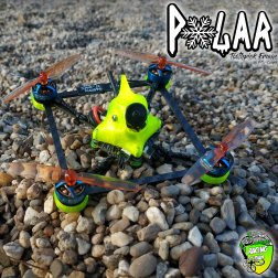 Polar Toothpick Frame by FPV Couple