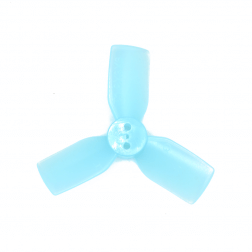 HQProp Durable DP 1930 Dreiblatt Hellblau DP1.9X3X3LB-PC (4 Stk.)