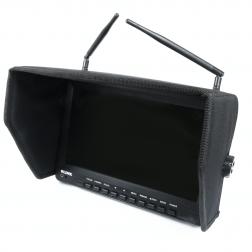 FPV Monitor 10 Zoll mit Raceband Empfänger & Akku - Olink FPV1032W