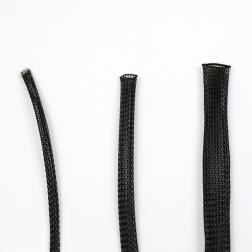 Geflechtschlauch / Gewebeschlauch verschiedene Größen - 1 Meter