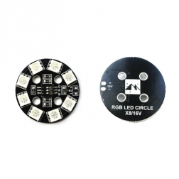 Matek RGB LED Circle 5050 16V