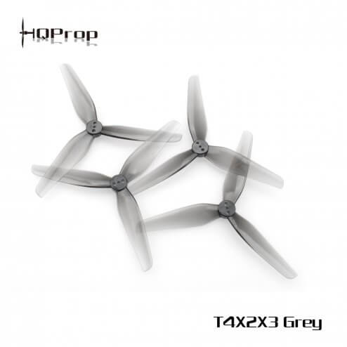 HQProp Durable Prop T4X2X3 Grey (4 Stk.)