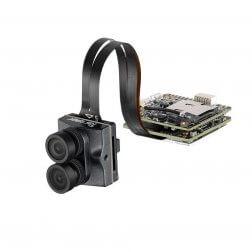 Caddx Tarsier V2 Micro 4K/30FPS Dual Lens WIFI - Schwarz