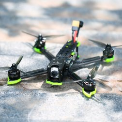 iFlight Nazgul5 6S HD FPV Freestyle Copter Crossfire BNF