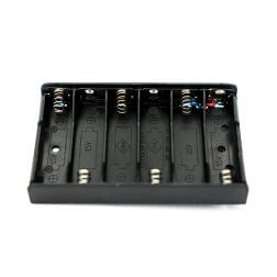 FrSky Taranis Q X7 Battery box