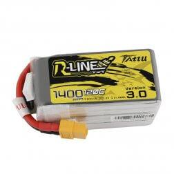 Tattu R-Line LiPo Akku 6S 1400 mAh 120C V3.0