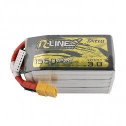 Tattu R-Line LiPo Akku 6S 1550 mAh 120C V3.0
