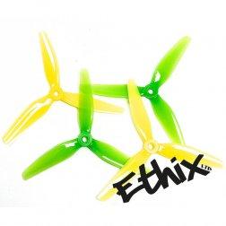 HQProp Ethix S4 Lemon Lime Propellers (4 Stk.)