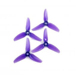 HQProp Durable 3040 Dreiblatt Lila DP-3X4X3LU-PC (4 Stk.)