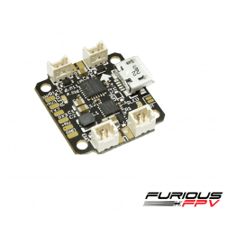 Furious FPV NUKE Brushed Micro Flugsteuerung