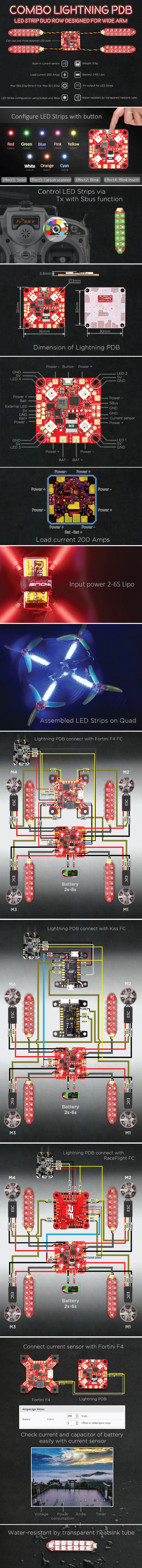 Furious FPV LED Controller