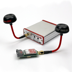 FPV Set - Sender  und Empfänger ImmersionRC